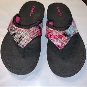 Speedo Flip Flop Sandals Women's Size 6